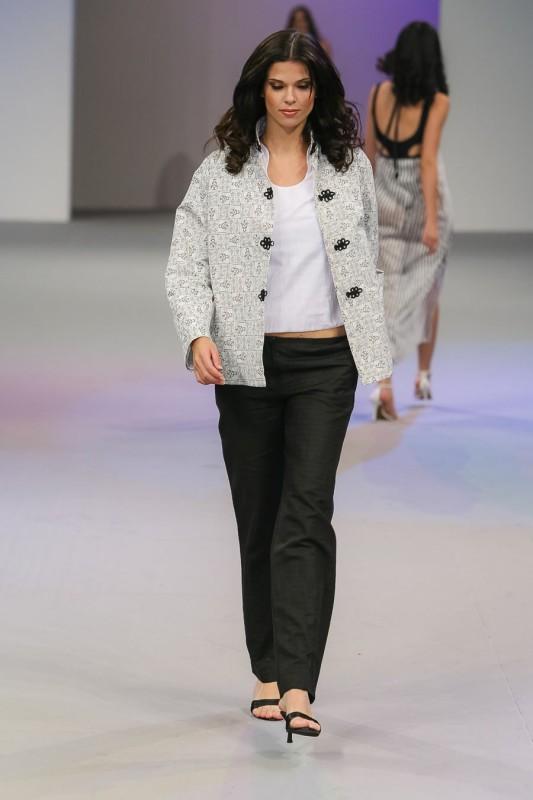 001 Oriental style jacket