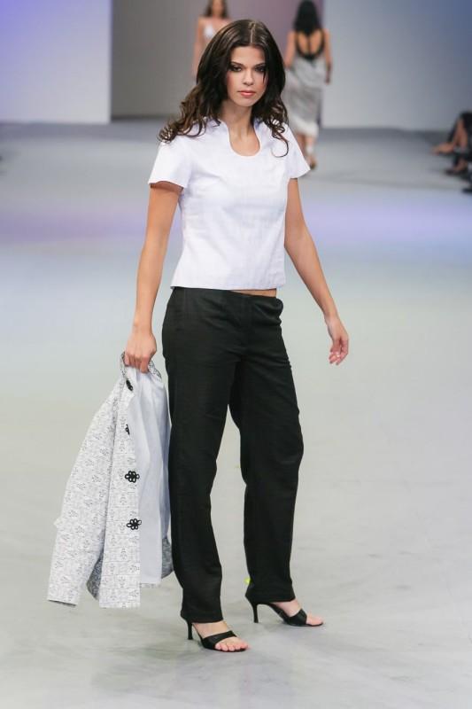 001 Short sleeved blouseet