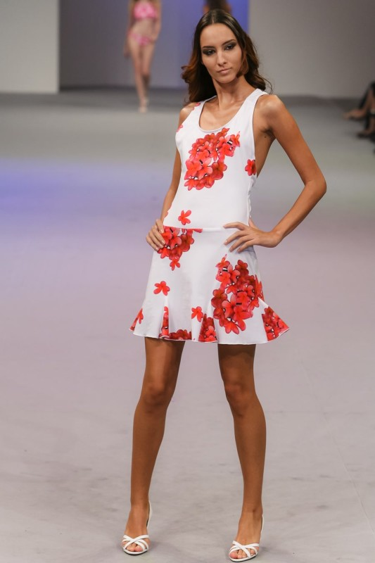 003 Lycra Dress